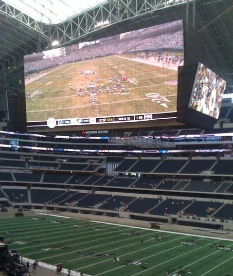 Dallas Cowboys HD Monitor
