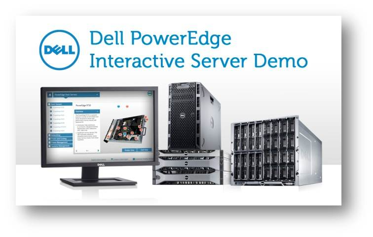 Dell PowerEdge Interactive Server Demo